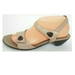 Munro Adjustable Ankle Strap Comfort Sandals 9N